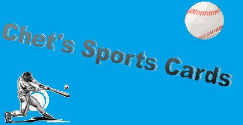 Chet s Sports Cards