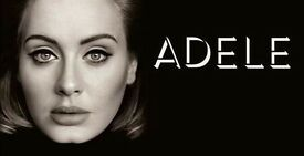 2 x adele tickets sat 1st july 17 Wembley stadium will swap for other tickets