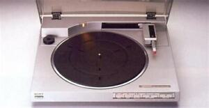 Sony PSLX500 Linear Tracking Direct Drive Turntable