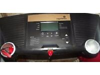 Roger Black Gold Treadmill selling for spares or repair. The treadmill overall is in good condition