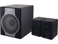 M-Audio BX5 2.1 Active SoundSystem with Subwoofer
