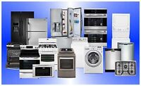 Call for Best Rates for Appliance installation and Repair
