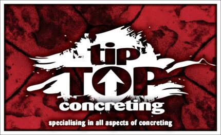 Tip Top Concreting services