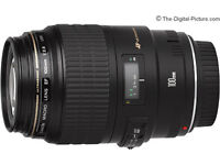 canon 100mm 2.8 macro lens