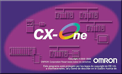 Omron Plc Programming Software Cx One V4.40cx-programmer 9.6 With Activation