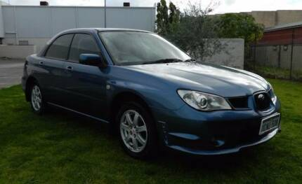 '07 Subaru Impreza AWD Luxury Sdn with NO DEPOSIT FINANCE!* O'Connor Fremantle Area Preview
