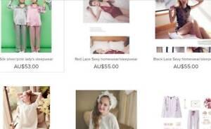 Beautiful Sleepwear Online shop Adelaide CBD Adelaide City Preview