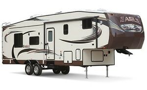JAYCO Fifth wheel Bunk Model