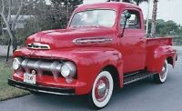 Wanted : Ford F1/F100/150 1940-1967
