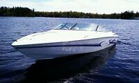 baja 232 speed boat