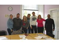 EFL, ESOL English and IELTS classes