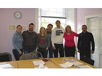 EFL, ESOL General English and IELTS courses in Dundee