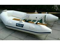 Southurn pacific Boat dinghy inflatable model 230 Honda 2.3 HP four stroke