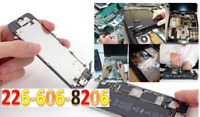 Smartphones and Laptops repairs