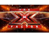 3 X Factor Tour Live Belfast