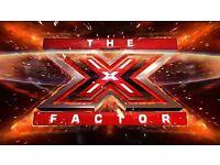 2x XFACTOR 2017 tickets