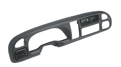 1998 - 2002 Dodge Ram Replacement Instrument Bezel (Does Not Include Dashboard)