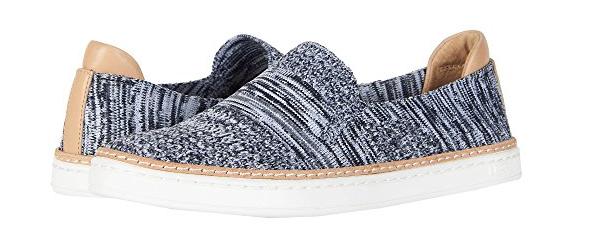 UGG Australia Sammy Black Heather Sneaker/Shoe Women's U.s. sizes 5-11/NEW