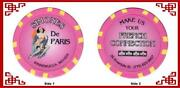 Paris Casino Chip
