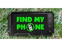 Found the phone