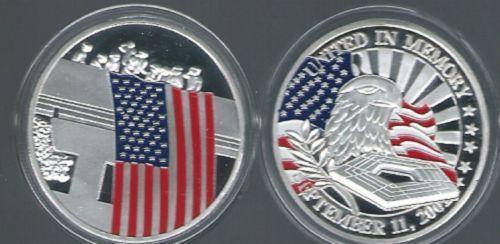 September 11 Commemorative Coin Ebay