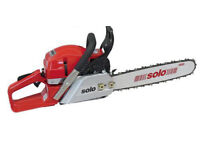 Solo chainsaw 650sp