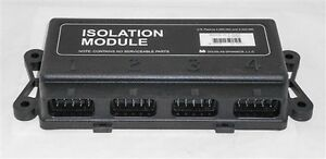 Islolation Module 4 Port With Harness:FISHER: