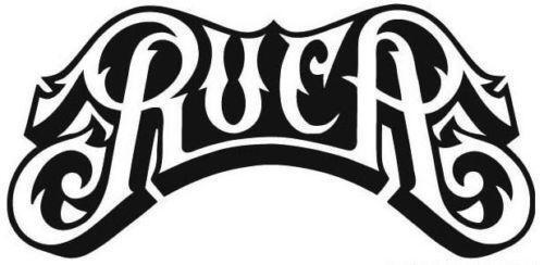 RVCA Sticker