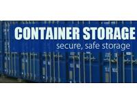 SELF STORAGE CONTAINERS REDDITCH