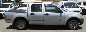 2005 Holden Rodeo RA MY05 DX Crew Cab Silver 5 Speed Manual Utility Bellevue Swan Area Preview