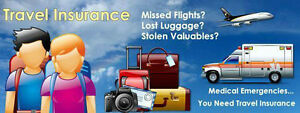 Travel Insurance -Super visa, visitor's to Canada, health&Dental
