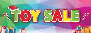 Christmas Toy Sale + Books