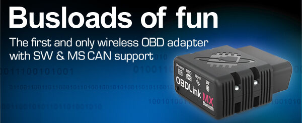 OBDLink MX Scan Tool | OBD-II to Smart Phone & Windows PC Interface