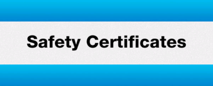 Mobile RWC, Safety Certificate for Car