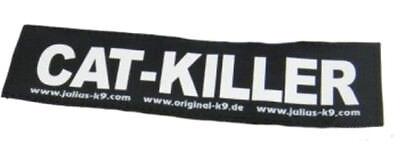 1 Paar Julius K9-Logos