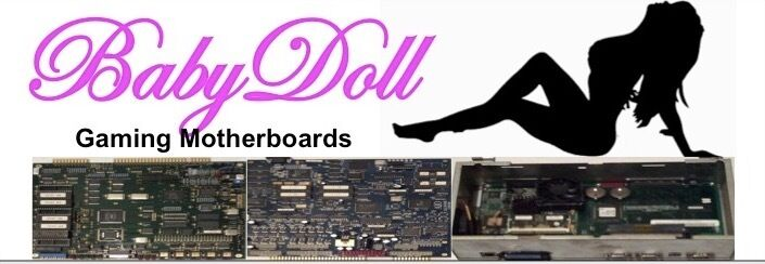 BabyDoll Gaming Motherboards