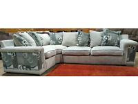 Corner sofa. Can deliver