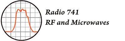 Radio 741 rf and microwaves