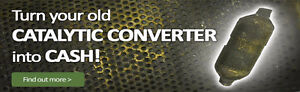 SCRAP CATALYTIC CONVERTER RECYCLING