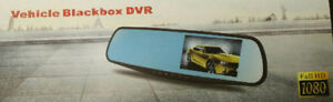 Rearview Mirror Dual Channel Recorder Full HD 1080P