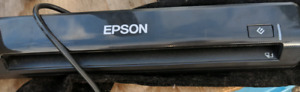 EPSON DS-30 MOBILE SHEETFED DOCUMENT SCANNER