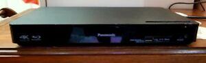 Panasonic Smart 4K Upscaling 3D Blu-Ray Disc Player