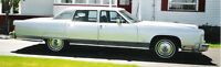 Lincoln Town Car 1977 (6000$ negociable)