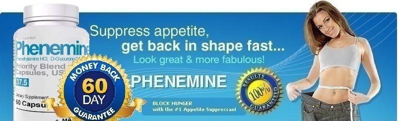 1 Phenemine New Appetite Slimming Adipex 37.5  Rapid Weight Loss Best Diet Pills 4