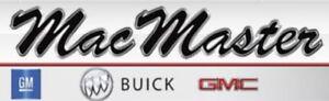 Macmaster Pontiac Buick GMC