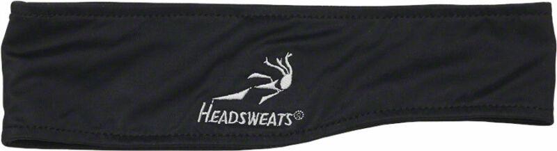 Headsweats Ultra Tech Headband: Black