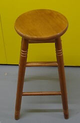 Stool suitable for use at Breakfast Bar
