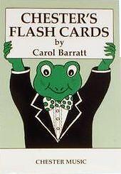CHESTER FLASH CARDS Barratt*