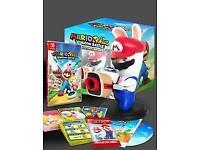Mario and Rabbids Kingdom Battle Collectors Edition