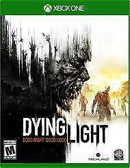 Xbox one games in almost new condition no damage